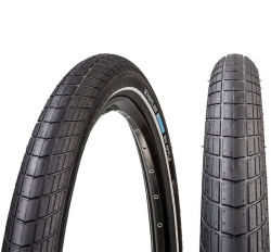 Покрышка Schwalbe Big Apple KevlarGuard (26x2.15) 55-559 B/B+RT SBC 11100426.01