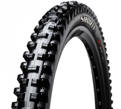 Покрышка MAXXIS Shorty, 27.5x2.40 ST/42a, 60TPI, DPC (butyl)