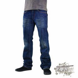 Джинсы FOX Racing Ergocentric Jean Second Hand