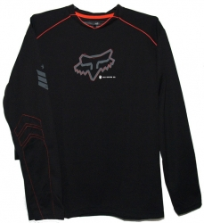 Джерси FOX Racing Panther Jersey Black