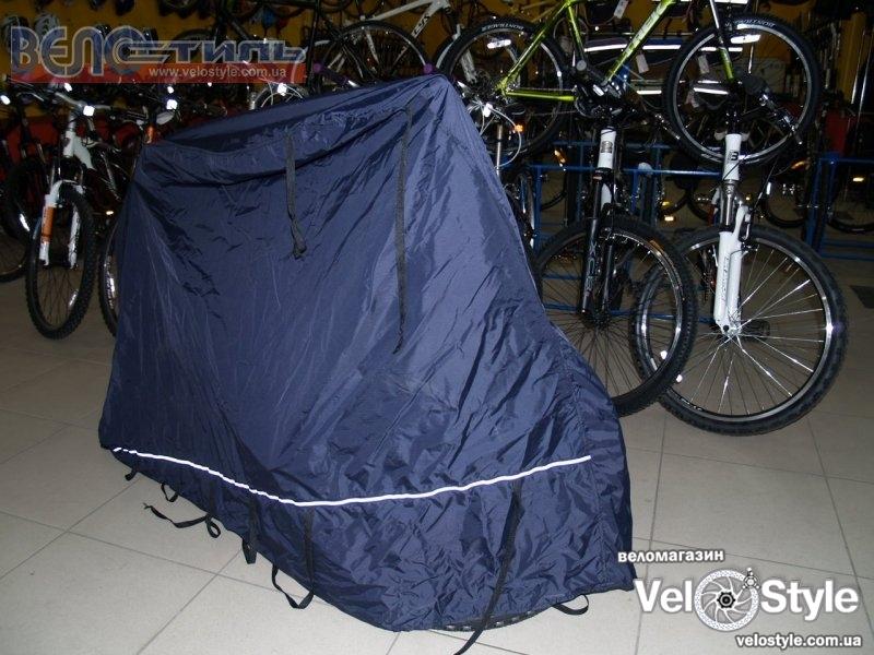 Чехол на велосипед от дождя