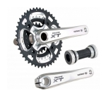 Шатуны Shimano FC-M770 ХТ 10-скор, Hollowtech II 175мм, 42x32x24