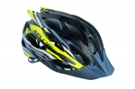 Шлем - KELLYS - Dynamic черный-желтый
