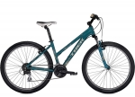 Велосипед - TREK - SKYE-S LADY 2013 зеленый (Teal)