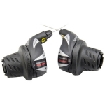 Манетки - Shimano - RS36 REVOSHIFT,  6-зв. (SIS) пара