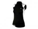 Веломайка - Pearl Izumi - SELECT, черная, женская без рукавов