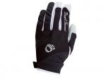 Велоперчатки Pearl Izumi ELITE GEL длинные пальцы черные, женские