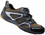 Обувь Shimano SH-CT40 M, черно/зеленые