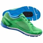 Обувь Shimano SH-CT41 G зеленые