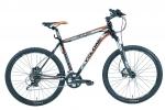 Велосипед - CYCLONE - DLX 2016 черно-оранжевый