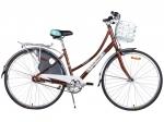 Велосипед - CYCLONE - MONACO 3-nex 2016 коричневый (колеса 28¨)