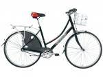 Велосипед - CYCLONE - MONACO 3-nex 2016 черный (колеса 28¨)