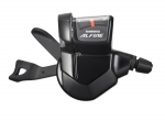 Манетка - Shimano - Манетка Alfine SL-S700 11-Speed Rapidfire Shifter, Black, черная