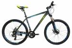 Велосипед - Winner - IMPULSE 2017 серо-синий