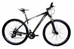 Велосипед - Winner - IMPULSE 2017 черно-белый