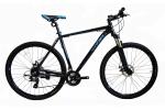 Велосипед - Winner - IMPULSE 2017 черно-синий