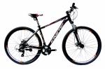Велосипед - KINETIC - STORM - ALU 2017 черно-оранжевый, колеса 29?