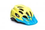 Шлем OnRide Slide матовый желтый