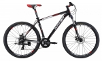 Велосипед - Winner - IMPULSE 2018 черно-красный