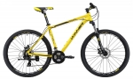 Велосипед - Winner - IMPULSE 2018 желто-черный