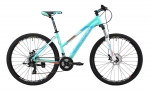 Велосипед Winner ALPINA 2018 голубой колеса 27,5¨