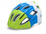 Шлем R2 Bondy green, blue, white, gloss ATH07D/S