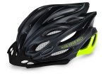 Шлем - R2 - Wind black carbon, neon yellow, gloss ATH01R/L