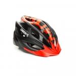 Шлем OnRide Mount матовый черно-красный