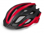 Шлем R2 Tour black, red, gloss ATH13F/L