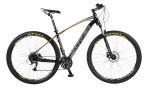 Велосипед - Winner - GLADIATOR NEW 2019 черный, колеса 29¨