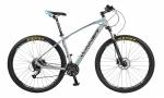 Велосипед Winner GLADIATOR NEW 2019 серый колеса 29¨
