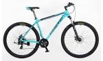 Велосипед - KINETIC - CRYSTAL 2019 зелёно-черный, колеса 29¨