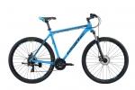 Велосипед KINETIC CRYSTAL 2019 сине-черный колеса 29¨