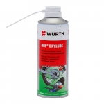 WURTH - Dry Lube 400ml (солнце)  для цепи (спрей) сухое масло