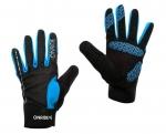 Велоперчатки OnRide Pleasure, черно-синий