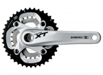 Шатуны Shimano FC-M785 ХТ, Hollowtech II 175мм, 38x24, без каретки