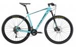 Велосипед CYCLONE SLX бирюза 2019 колеса 29¨