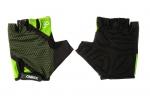 Велоперчатки OnRide TID зелёный-черный