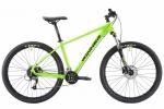 Велосипед Winner SOLID-DX зелёный 2020 колеса 27,5¨