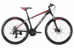 Велосипед KINETIC PROFI 2020 черно-белый колеса 26¨
