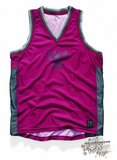 Джерси FOX Racing DJ Sleeveless Jersey Dark Red