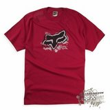 Футболка - FOX Racing - Mischief s/s Tee Red