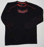 Джерси - FOX Racing - Panther Jersey Black/Red