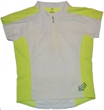 Джерси - FOX Racing - Girls Base s/s Jersey Chalk