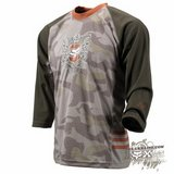 Джерси - FOX Racing - Commando Jersey Dark Stone Camo