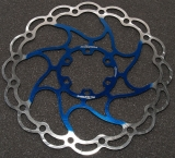 Ротор Alligator ARIES Disc Brake Rotor 203mm/Blue/ HK-R23BL